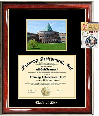 Amazon.com: Marco de diploma Big Bellarmine Universidad ...