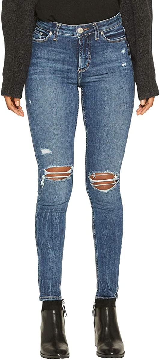 Silver Jeans Co. At the price of surprise Women's Jeggings Sale Slim-fit Robson High-Rise