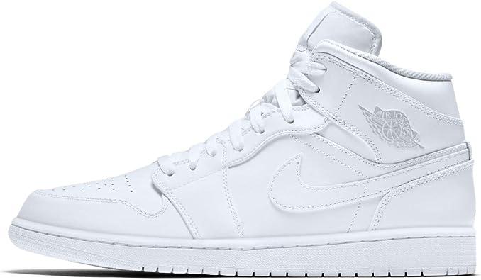 Nike Herren Air Jordan 1 Mid Fitnessschuhe Amazon De Fashion