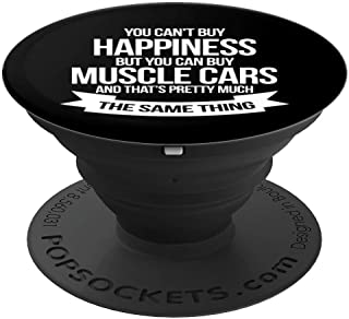 Funny Muscle Cars PopSockets Grip and Stand for Phones and Tablets