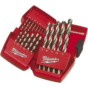 Drillco Cutting Tools - 6 Pack 300C124 3//8 Cobalt Stuby Drills