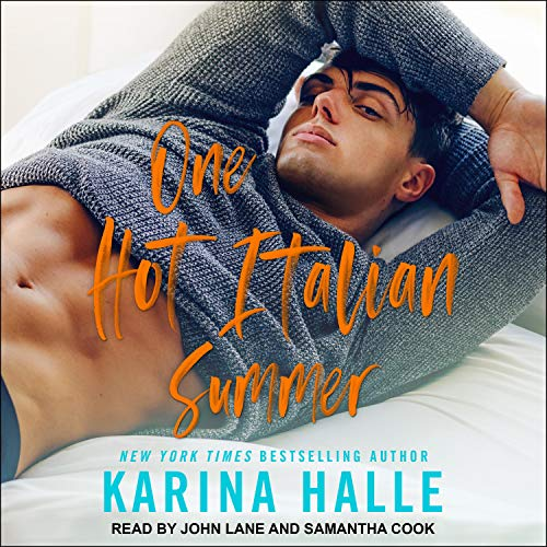 One Hot Italian Summer cover art