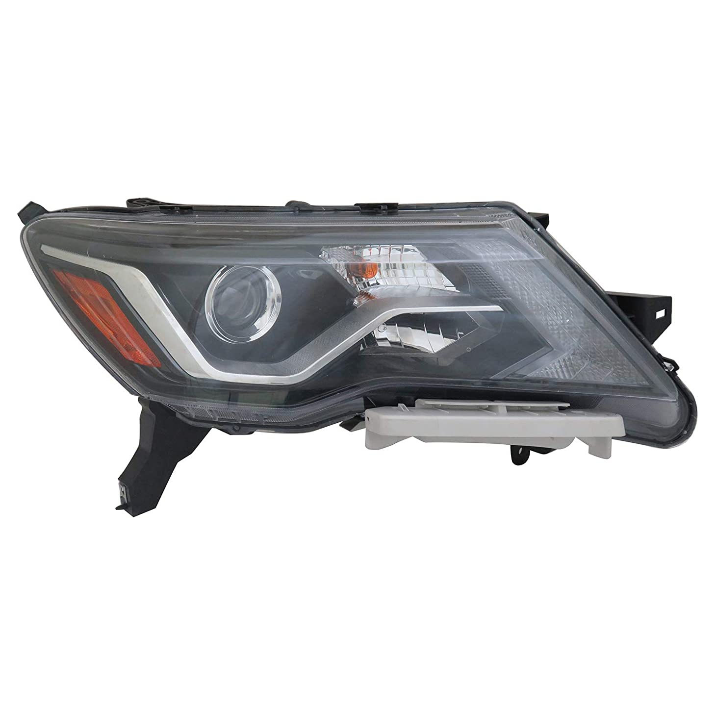 TYC 20-9901-00-1 Replacement Right Head Lamp for Nissan Pathfinder