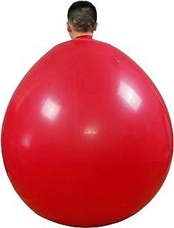 Giant Human Balloon, 36 Inch Round Balloons, Extra Jumbo & Thick Giant Latex Balloon for Wedding Birthday Event Decor