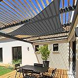 AXT SHADE 12' x 12' x 12' Triangle Sun Shade Sail UV Block for Outdoor...