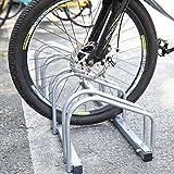 Aparcamiento para bicicleta soporte para aparcar 4 bicicletas suelo y pared montaje