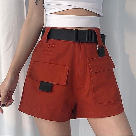 619ac53c453827 Amazon.fr : Mini Short Rouge - Fitness et Musculation : Sports et ...