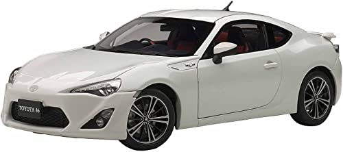 AUTOart 1 18 Toyota 86 GT Limited (Japan specification   right-hand drive) (Satin Weiß Pearl) (japan import)
