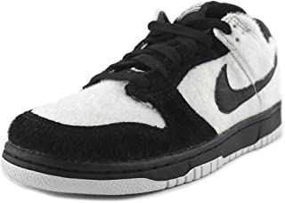 Dunk Low PRM QS G Youth Round Toe Synthetic Black Sneakers