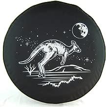 SpareCover BR-kangaroo-27 Brawny Series Black Denim 27