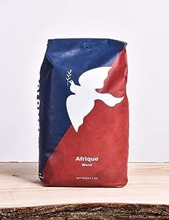 La Colombe Afrique Whole Bean Coffee Blend, Medium Roast, 5-Pound Bag