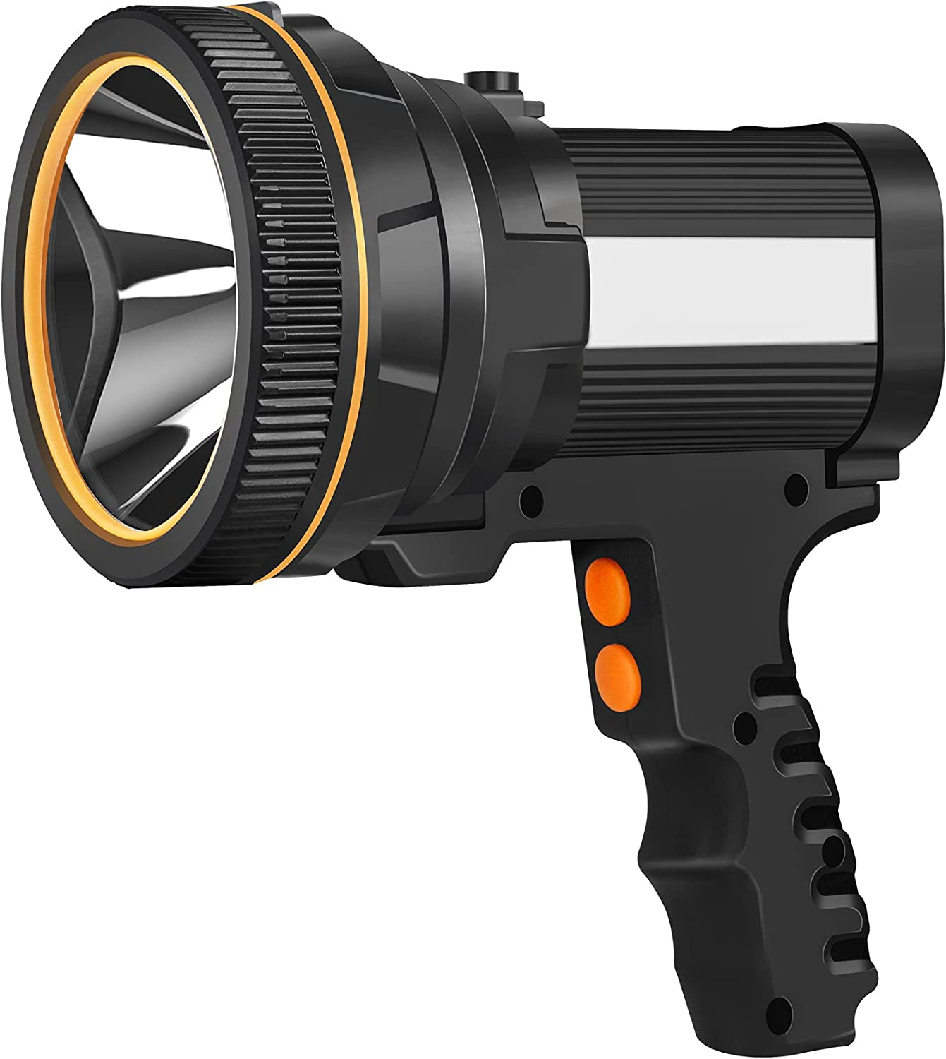 Long Beach Mall ANLOOK Spotlight Gifts Flashlight LED 55W Rechargeable Lumen Outd 6000