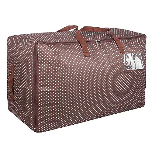 Super grote opbergtas voor dekbedden en kussens 600D Oxford opbergtas voor kleding draagtas voor beddengoed of matrasbeschermers opbergdoos handige ritssluiting box huis