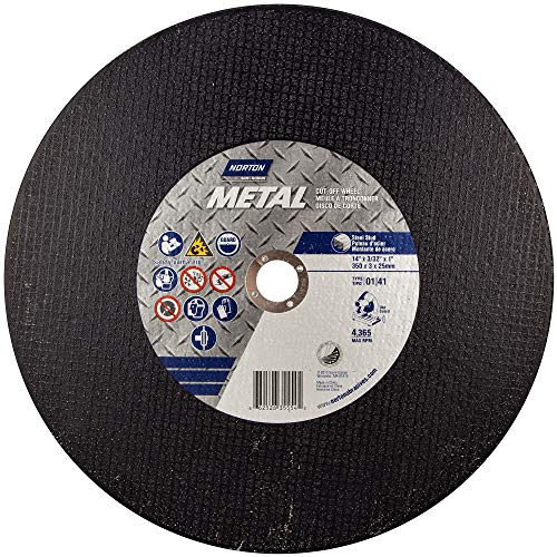 Norton Cut-Off Wheels 14