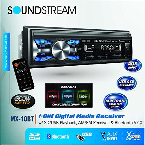 Car Stereo Digital Media Receivers