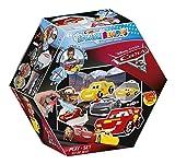 CRAZE- Cuentas de fusibles Fuse Beads Splash BEADYS Cars 3 Play Set para elaborar Juguete con Perlas de Agua 59389, Multicolor
