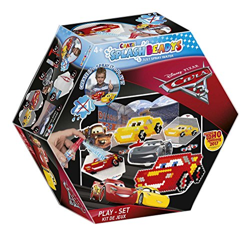 Craze 59389 - Splash Beadys, Cars, Playset