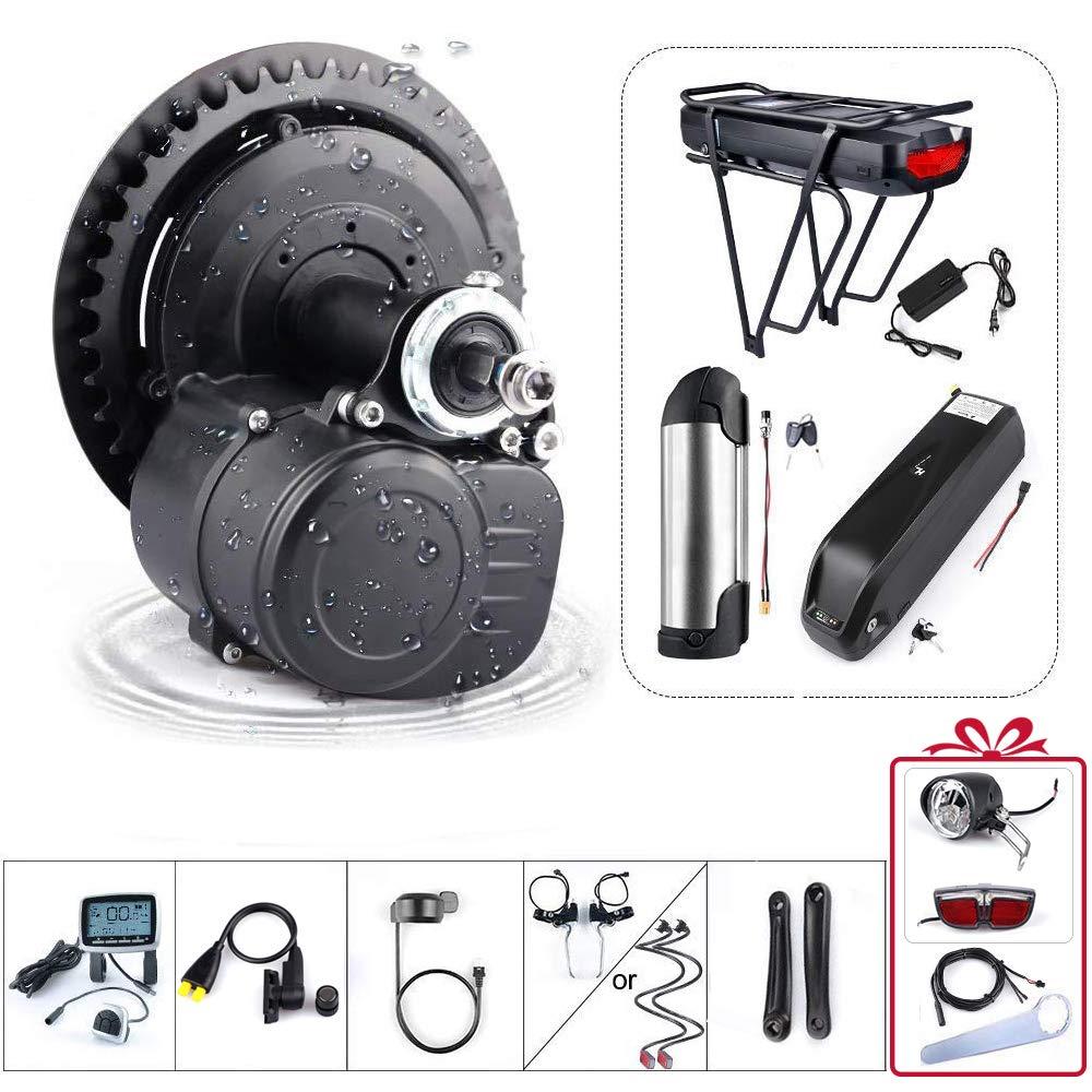 TongSheng Kit de Motor de Bicicleta eléctrico con Sensor de ...