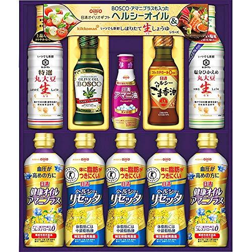 ( 日清オイリオ ) 調味料バラエティセット ( 700-5731r )