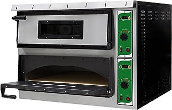 Horno para pizza Power 44 Digital Prismafood Premium adecuado para pizzas de 8 x 35 cm de diámetro
