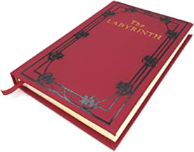 The Labyrinth RED Book Sarah's Full Novel Replica