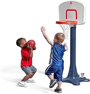 step 2 junior basketball hoop