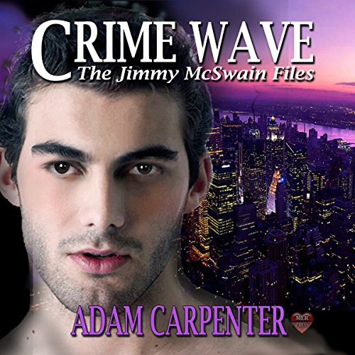 Crime Wave audiobook cover art