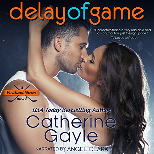 Delay of Game audiobook cover art