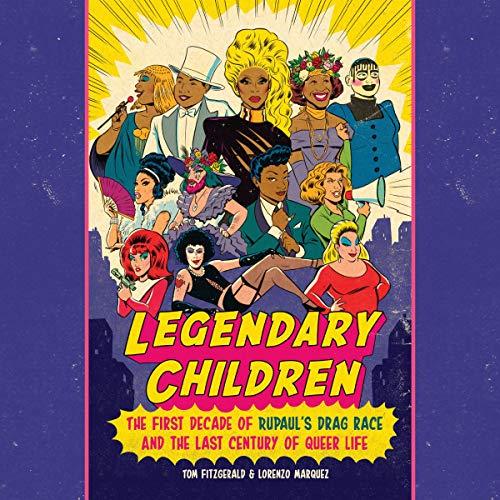 Legendary Children cover art