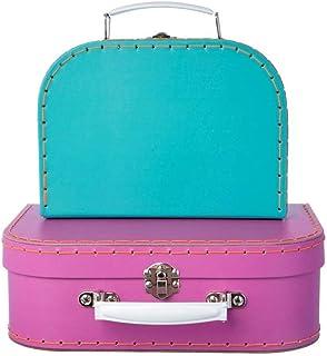 Sass & Belle Lima lama resväskor – set med 2