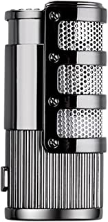 YF Jet Flame Torch Triple Butane Cigarette Gas Cigar Lighter with Gift Box