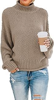 Best loose grey turtleneck sweater Reviews