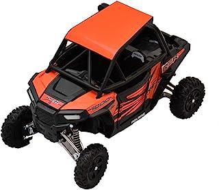 "New Ray 57823 ""Polaris RZR XP1000 EPS Madness Orange Model Dune Buggy"