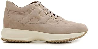 Hogan Luxury Fashion Womens HXW00N00010CR0M024 Beige Sneakers | Fall Winter 19