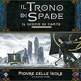 Asmodee-Il Trono di Spade LCG 2nd Ed. espansione Piovre delle Isole Gioco da Tavolo, Colore, 9243