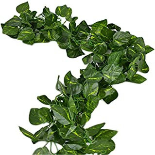 156 feet Fake Foliage Garland Leaves Decoration Artificial Greenery Ivy Vine Plants for..
