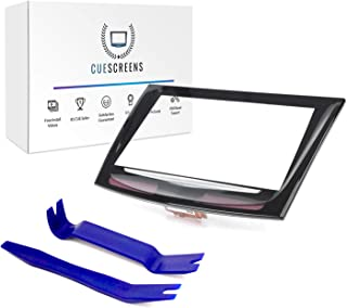 [Cuescreens] for Cadillac CUE OEM Premium Replacement Touch Screen Display + Free Trim Tools+ Free Install Guides