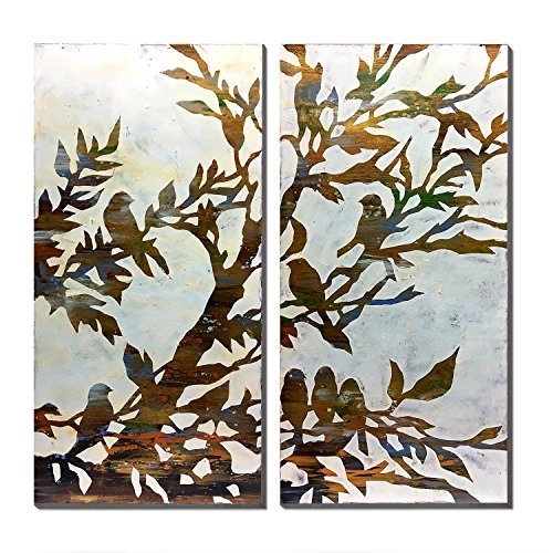 Canvas 2 Piece Wall Art Amazon Com