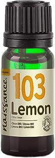 Naissance Limón BIO - Aceite Esencial 100% Puro - Certificado Ecológico - 10ml