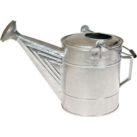 Galvanized Steel Watering Can 8 Quarts 2 Gallon Galvanized Watering Cans Leonard Garden Outdoor