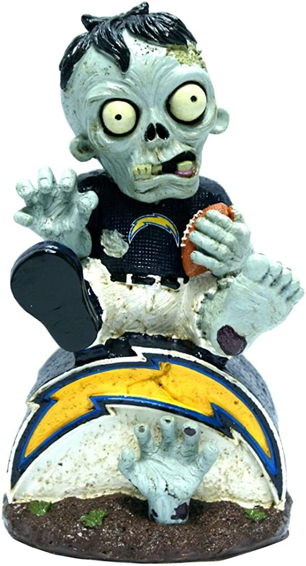 Forever Max 89% OFF Collectibles Washington Mall NFL Zombie Unisex Figurine