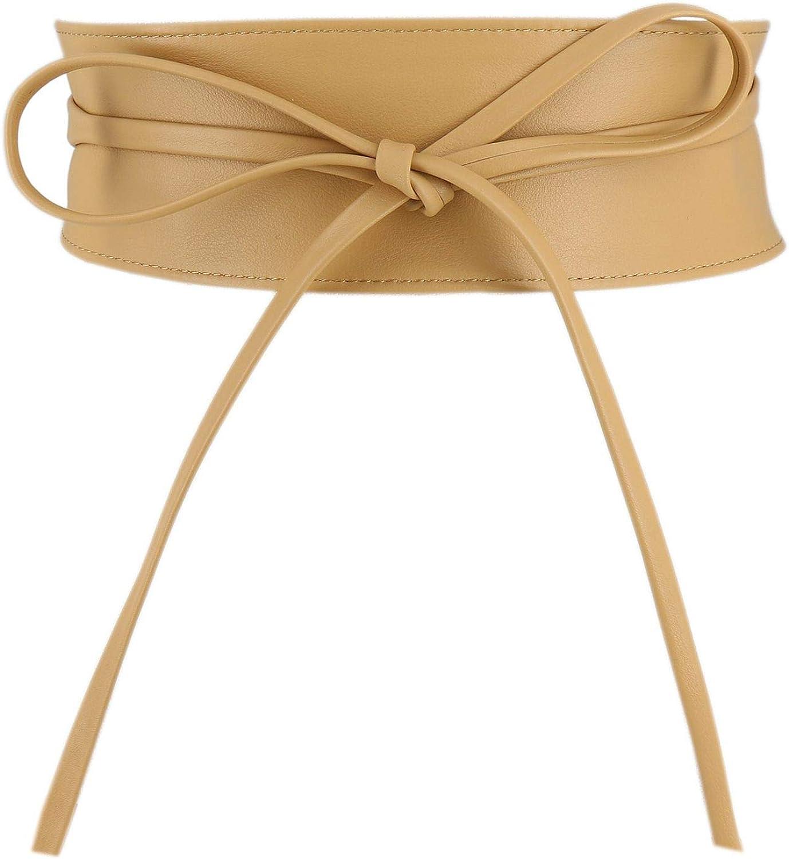 FASHIONGEN - Woman Italian Luxury belt Max 86% OFF leather Obi CASSIANE