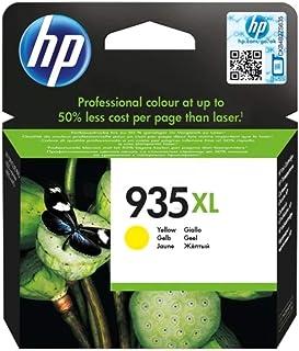 HP 935XL Yellow Original Ink Advantage Cartridge - C2P26AE