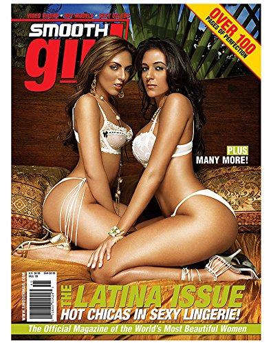 Smooth Girl Magazine #5 The Latina Issue