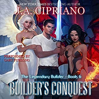 The Builder's Conquest  cover art