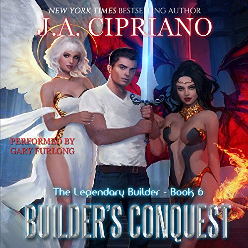 Couverture de The Builder's Conquest