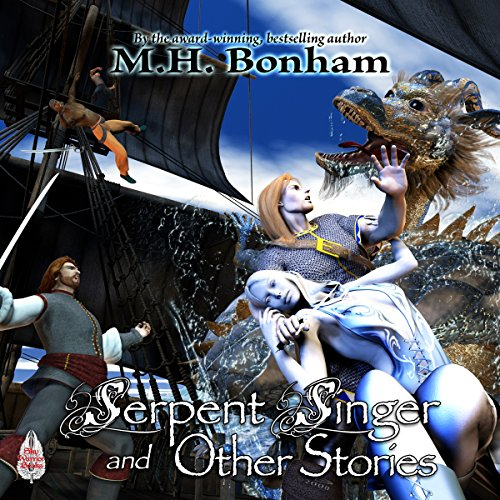Serpent Singer and Other Stories                   By:                                                                                                                                 M. H. Bonham                               Narrated by:                                                                                                                                 Kristin James                      Length: 3 hrs and 18 mins     1 rating     Overall 3.0