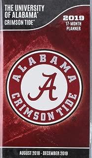 Alabama Crimson Tide 2018-19 17-Month Planner