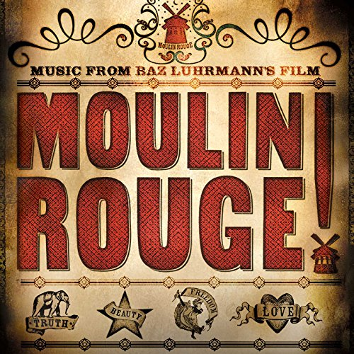 Moulin Rouge - Music From Baz Luhrmann's Film [Vinilo]