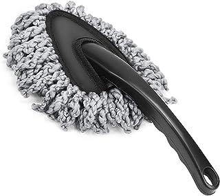 Ordenado Multi-Functional Microfiber Car Duster Interior & Exterior Dash Dust Cleaner, Cleaning Detail Brush Dusting Washi...